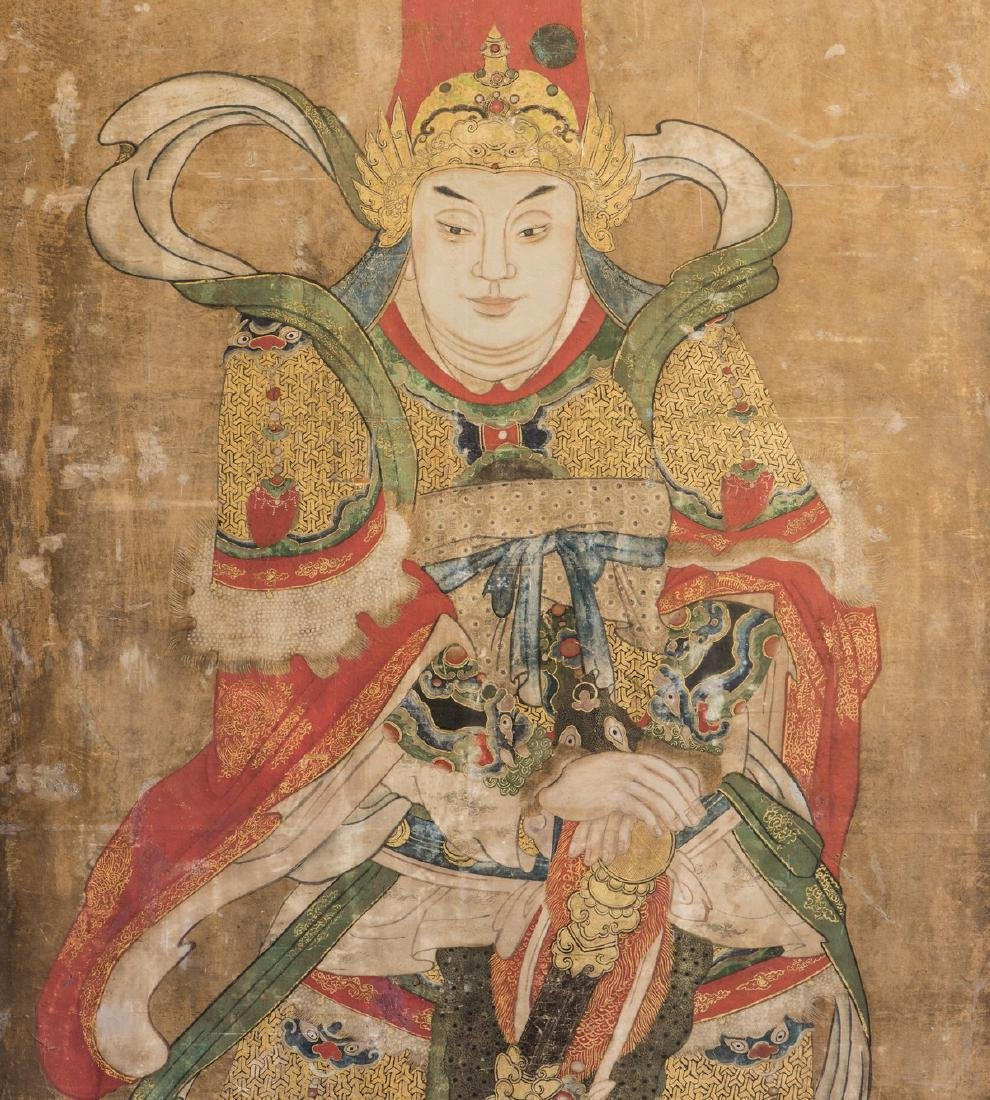 ANONYMOUS (MING DYNASTY), WEITUO - 2