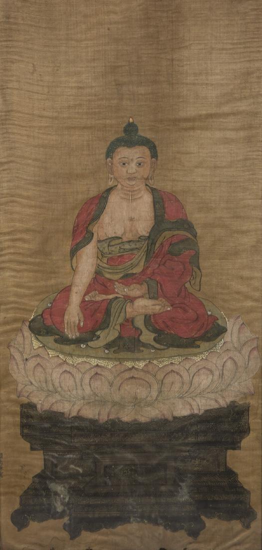 ANONYMOUS, BUDDHA