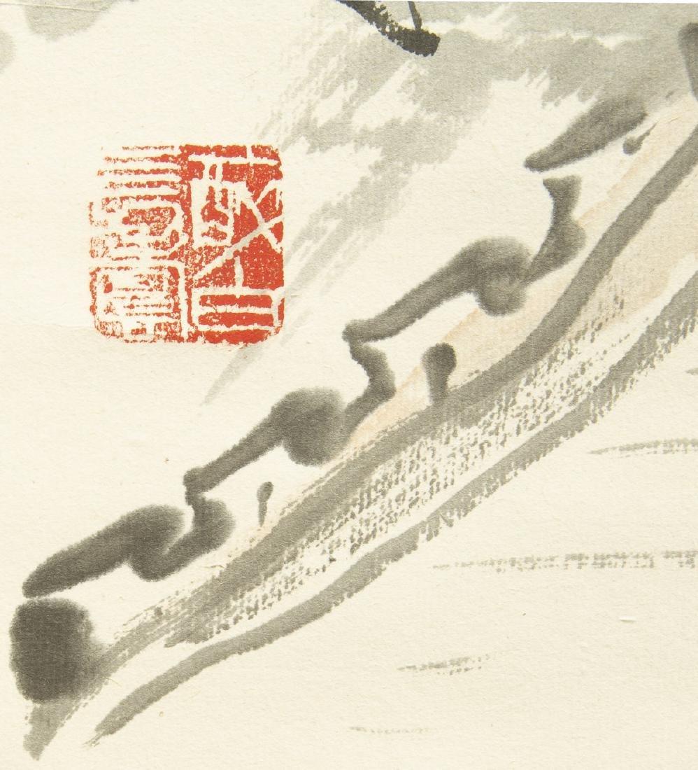 YE ZUIBAI (1909-1999), HORSE - 5