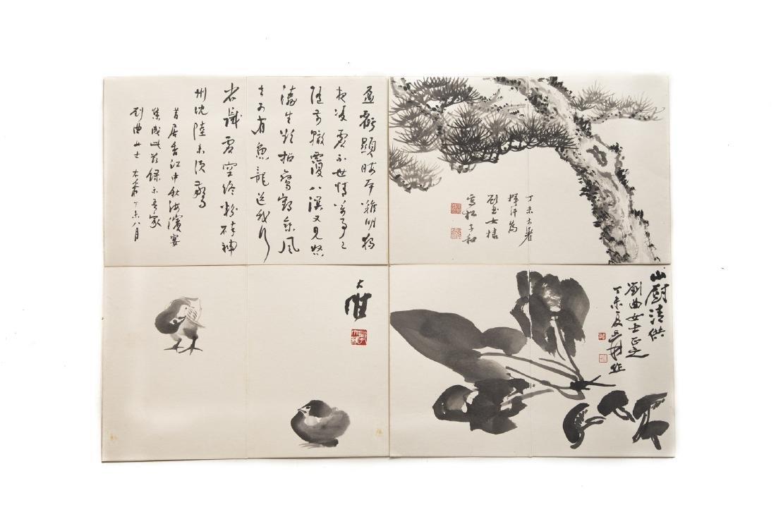 ZHANG DAQIAN (1899-1983), VARIOUS SUBJECTS