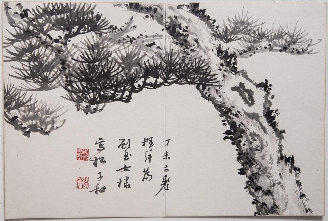 ZHANG DAQIAN (1899-1983), VARIOUS SUBJECTS - 2