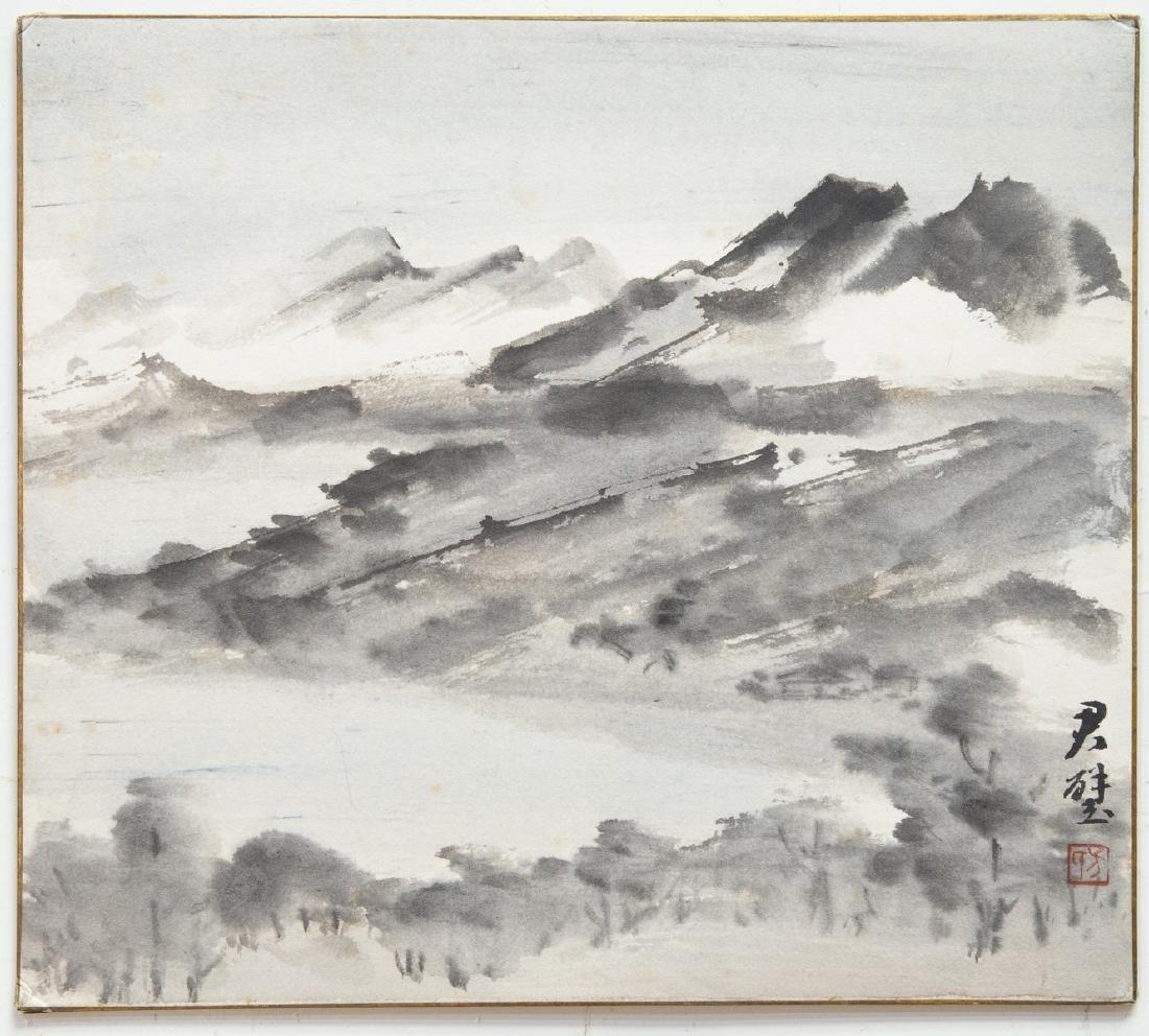 FANG JUNBI (1898-1986), LANDSCAPE