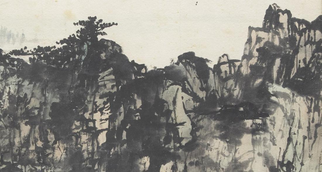 LIANG BOYU (1903-1978), LANDSCAPE - 3