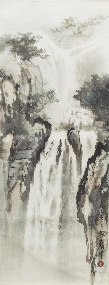 HUANG LEISHEN (1928-2011), LANDSCAPE