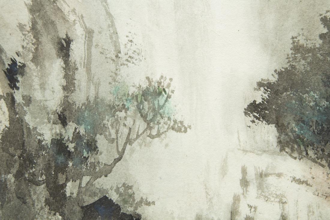 HUANG LEISHEN (1928-2011), LANDSCAPE - 3