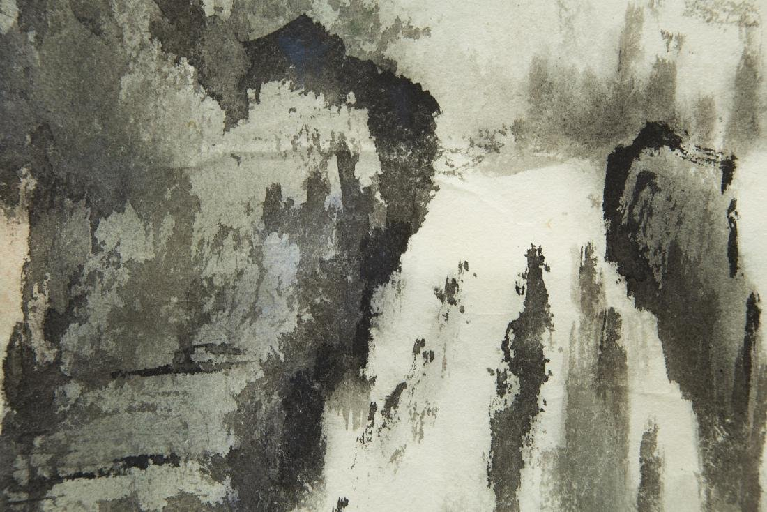 HUANG LEISHEN (1928-2011), LANDSCAPE - 4