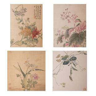 ANONYMOUS, QING DYNASTY, LANDSCAPE