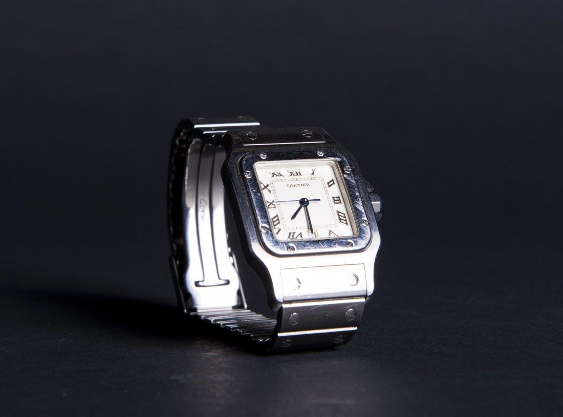 Mens Cartier Stainless Steel Watch
