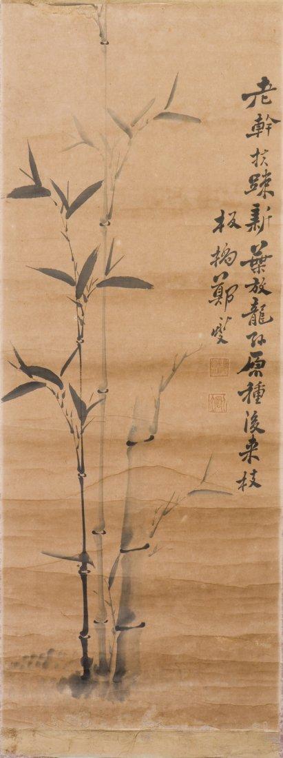 ZHENG XIE (ZHENG BANQIAO) (ATTRIBUTED TO, 1693-1765),