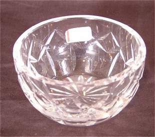 """WATERFORD CRYSTAL FINGER BOWL 3 1/2""""D"""