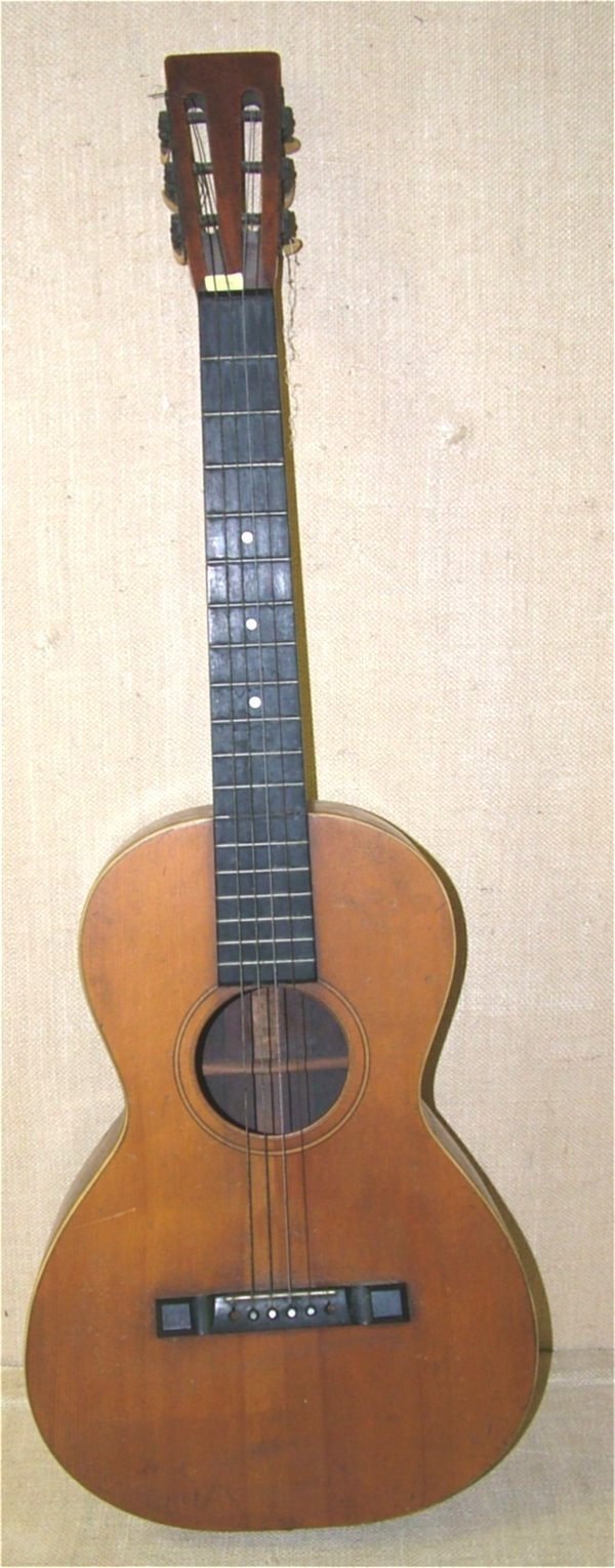 "7008: 6 STRING GUITAR 38""L, NEEDS SOME STRINGS"