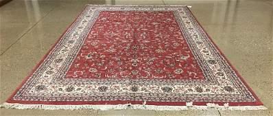 ORIENTAL RUG FINE INDO PERSIAN TABRIZ 96 X 143