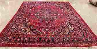 ORIENTAL RUG PERSIAN LILIHAN CIRCA 1930 SIGNED 10 X