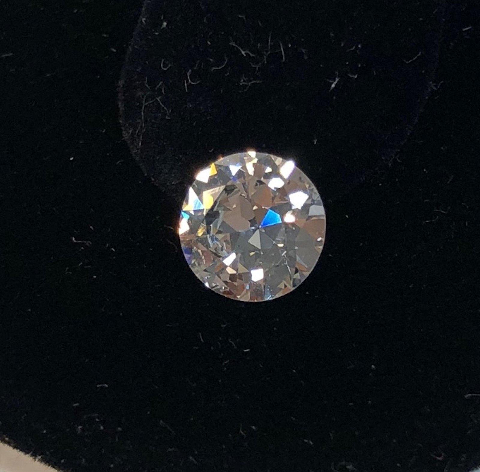 LOOSE DIAMOND ~ ROUND CUT 1
