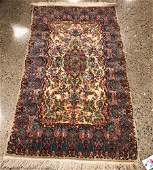 ORIENTAL RUG SEMI ANTIQUE PERSIAN KIRMAN 3 x 51