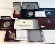 4 US MINT COINS
