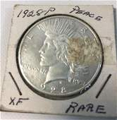 UNITED STATES SILVER DOLLAR COIN