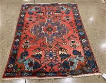 ORIENTAL RUG SEMI ANTIQUE PERSIAN BAHKTIARI 5 X 69