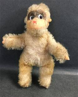 SMALL MOHAIR GOOGLY CHIMP LIKELY STEIFF DISK JOINTED