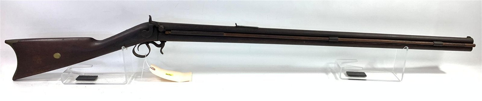 B. C. WOOD .12 GAUGE & .45 CALIBER RIFLE/SHOTGUN COMBO
