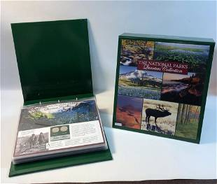 UNITED STATES NATIONAL PARKS QUARTERS COLLECTION