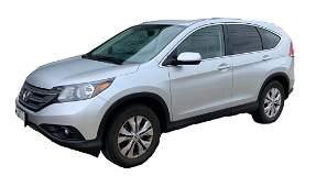 2014 HONDA MODEL CRV EX SPORT UTILITY 27,517 ACTUAL