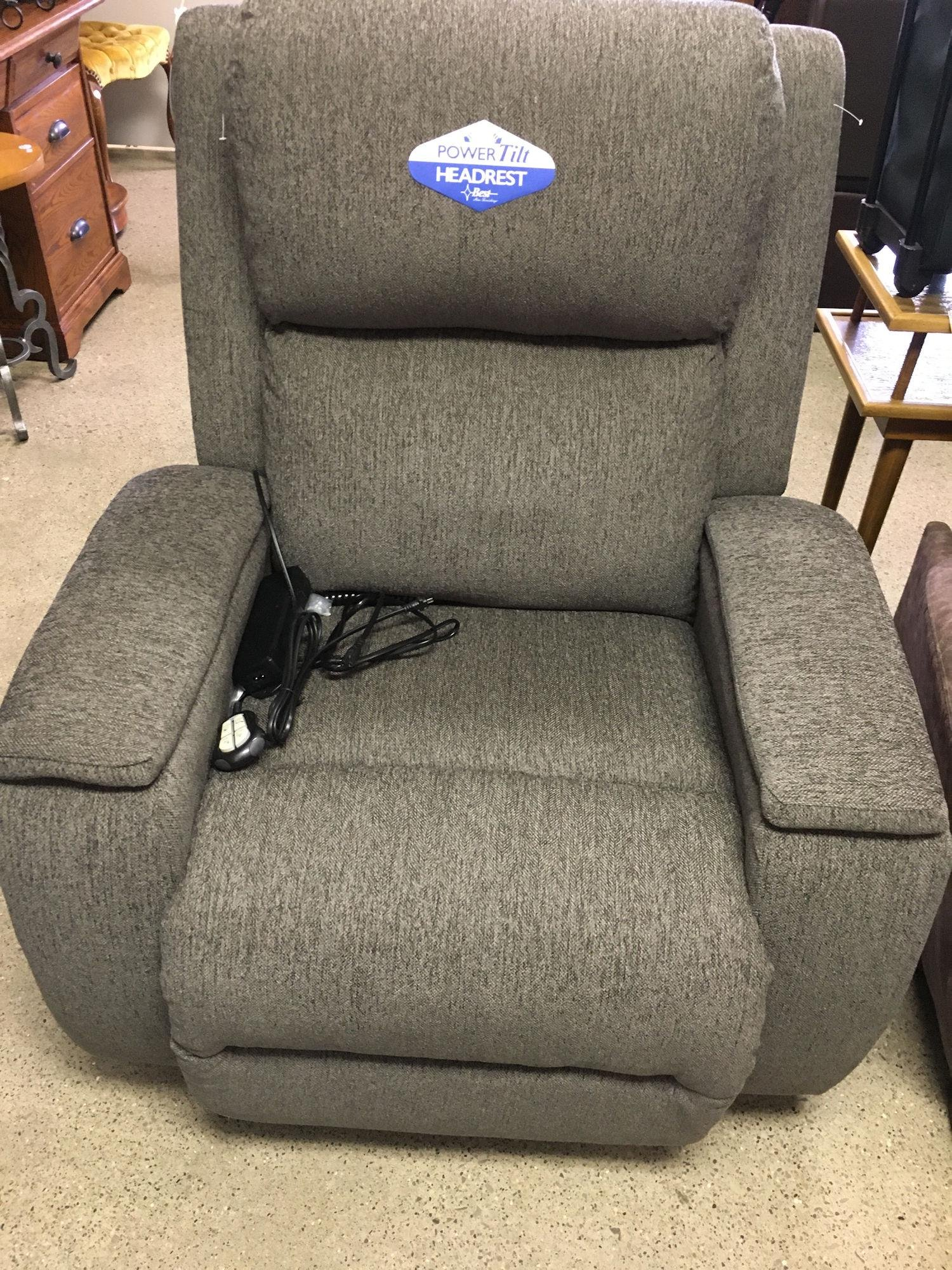 LARGE POWER LIFT RECLINER USA MADE