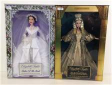 (2) NRFB THE ELIZABETH TAYLOR COLLECTION INCLUDING