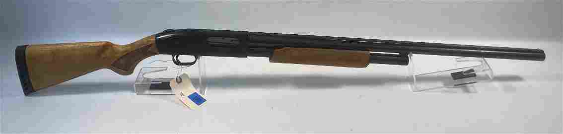 MOSSBERG MODEL 500A .12 GAUGE PUMP SHOTGUN SN: P498457.