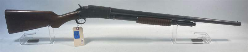 MARLIN MODEL 1889 .12 GAUGE PUMP SHOTGUN SN: 7862,