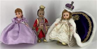 """(2) BOXED MADAME ALEXANDER DOLLS INCLUDING """"ANNA AND"""