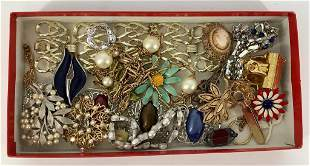 Lot Of fashion and Costume Jewelry and Accessories