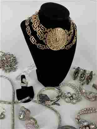 Assorted Costume Jewelry & Accessories - lot includes