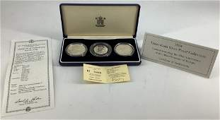 1994 Royal Mint 50th Anniversary of the Allied Invasion