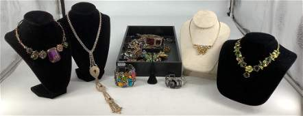Lot of Assorted Jewelry  Accessories