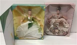 """(2) NRFB F•A•O Schwarz Barbies including """"Lily"""""""
