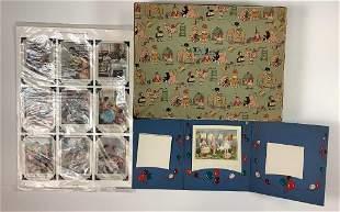 (3) vintage items including Dolly Post Käthe Kruse
