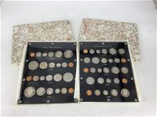 United States Proof Set Collections in Slabs
