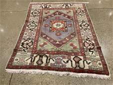 Oriental rug, Antique Turkish village 1930's