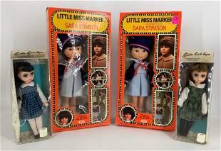 (4) including (2) Little Miss Marker Starring Sara