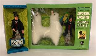 (2) Dr. Dolittle and Dr. Dolittle and his Pushmi-Pullyu
