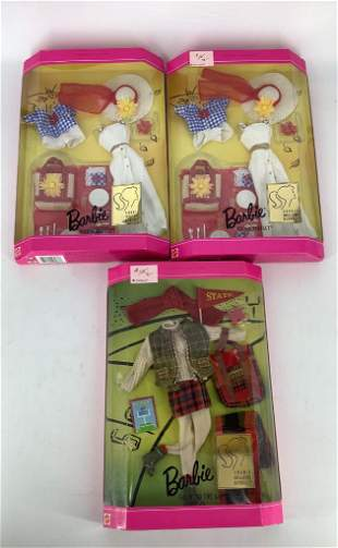 Barbie Millicent Roberts (boxed outfits)-(2)Picnic