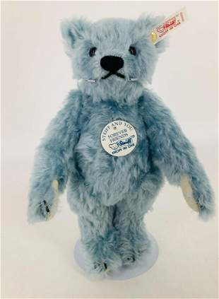 """9"""" Steiff Special North American Edition 1996 """"Forever"""