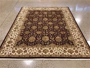 Oriental rug, Pakistani Tabriz, 7 ′9 &