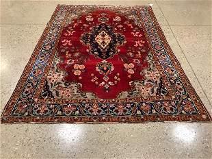 Oriental rug, Qashqai Shiraz, 6 ′3 ″