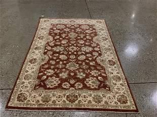Oriental rug, Pakistani Tabriz, 5 ′ 7 &