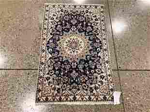 Oriental rug, Nain Silk Blend, 2 ′7 &