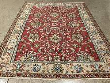 Oriental rug, Antique Turkish Oushak Village Kilim rug,