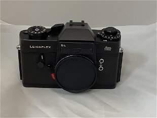 Leica camera, Leicaflex. Working condition unknown.