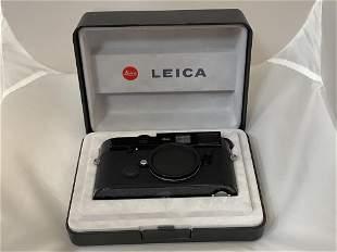 Leica camera, Special edition. In original box. Working